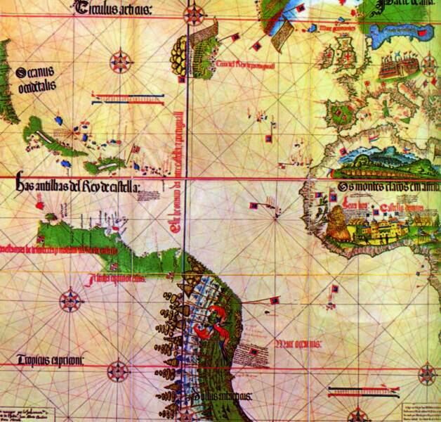 1492 : Christophe Colomb (ne) découvre (pas) l'Amérique