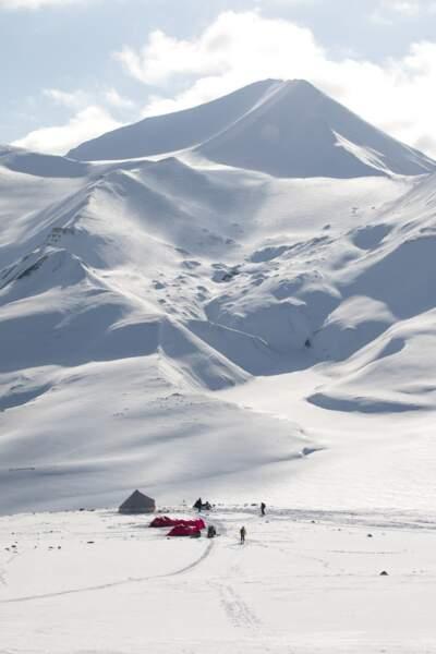 Svalbard, en Norvège