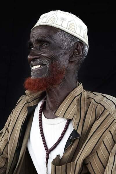 Mustafa et sa barbe rousse