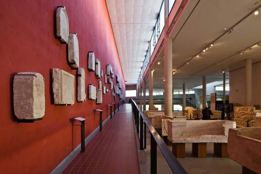 Le musée Arles antique, un patrimoine inégalé en France