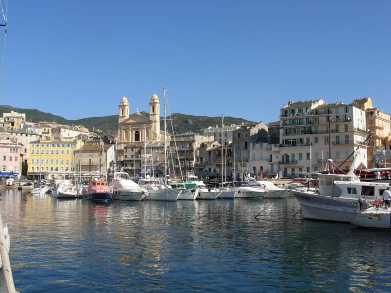 Bastia, musée corse à ciel ouvert