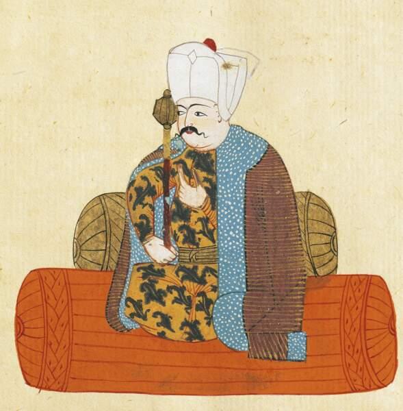 Selim Ier (1466-1520)  : calife à la place du calife