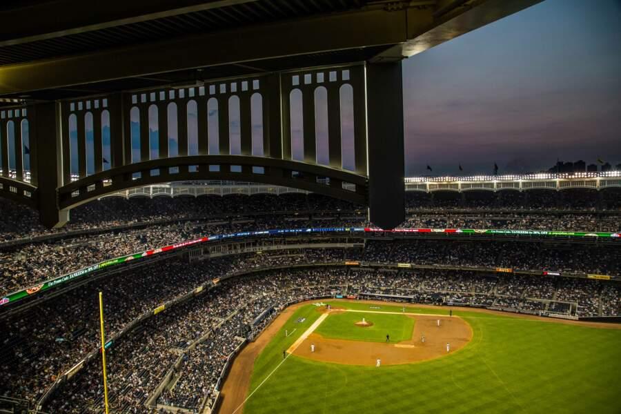 Les Yankees : les rois du stade