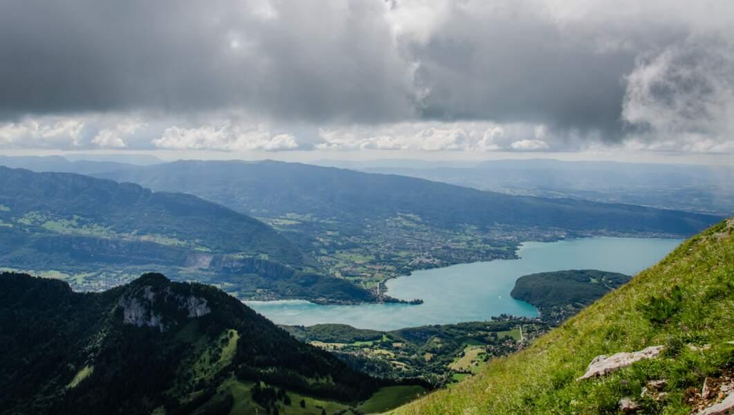 Les randonnées en montagne