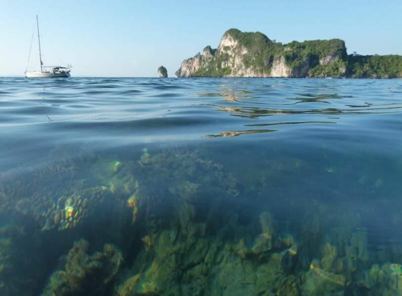 Photo prise en Thaïlande par le GEOnaute : raphael33