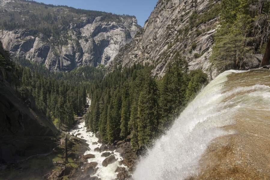 Le parc national de Yosemite