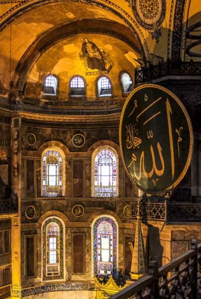 Sainte-Sophie, la mosquée au nom chrétien