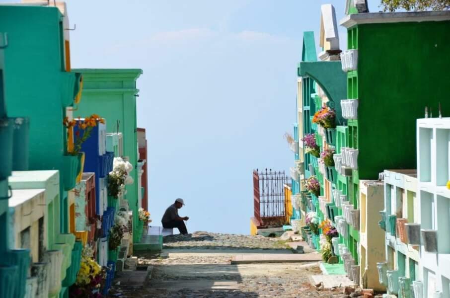 Photo prise à Sololá (Guatemala) par le GEOnaute : webigno