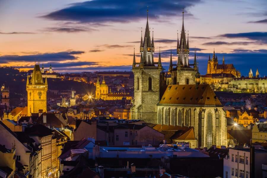 La cathédrale Saint-Guy de Prague