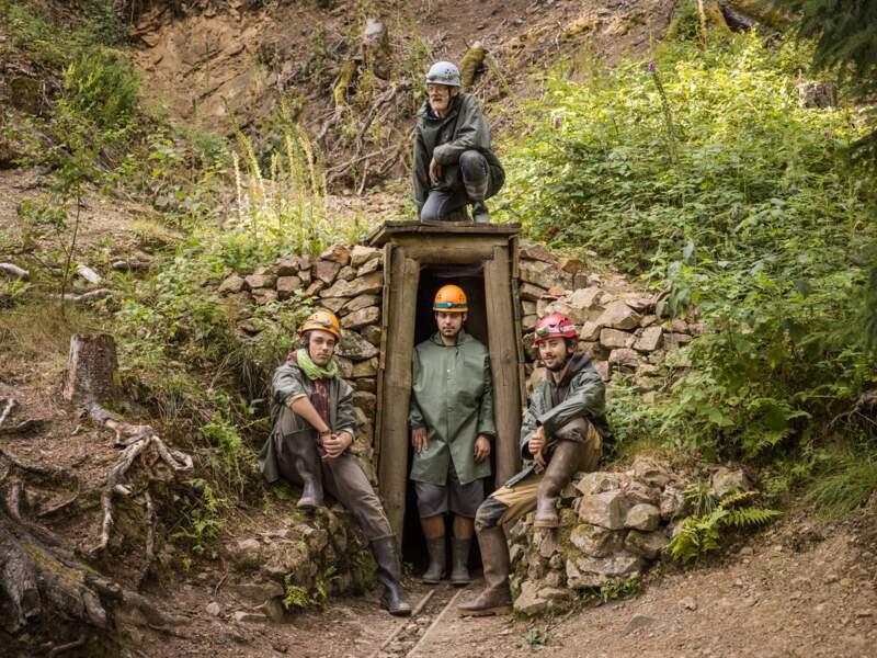 Des archéologues creusent le passé minier dans le ventre des Vosges