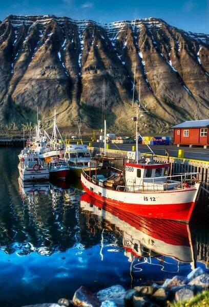 Au cœur des fjords de Vestfirðir