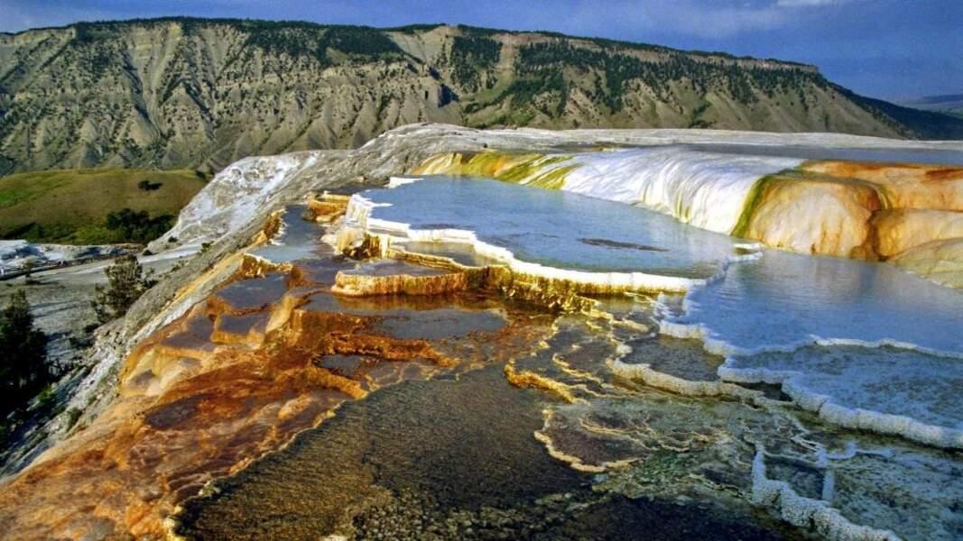 Le parc national de Yellowstone, par Lucien Danthony
