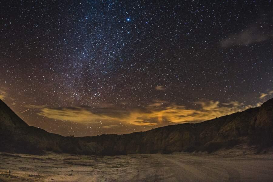 Parc d'État d'Anza-Borrego Desert, États-Unis (Californie)