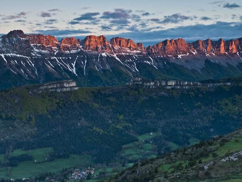 Photo prise près de Grenoble par nicogre