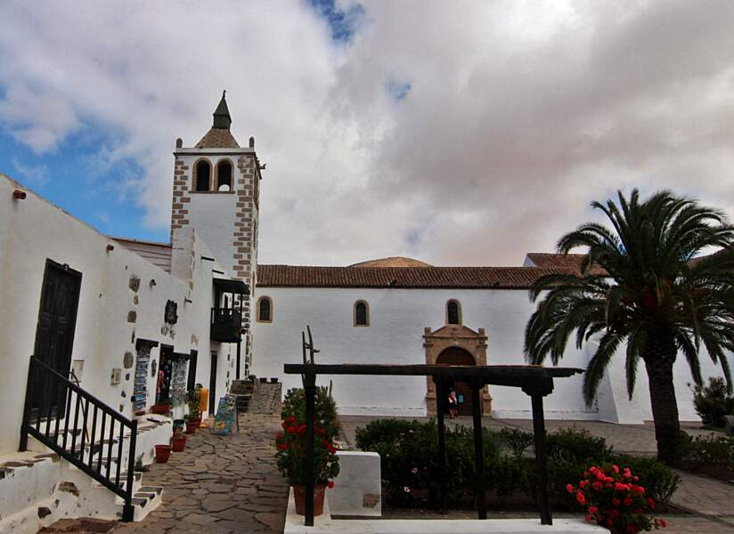 L'église Santa Maria de Betancuria