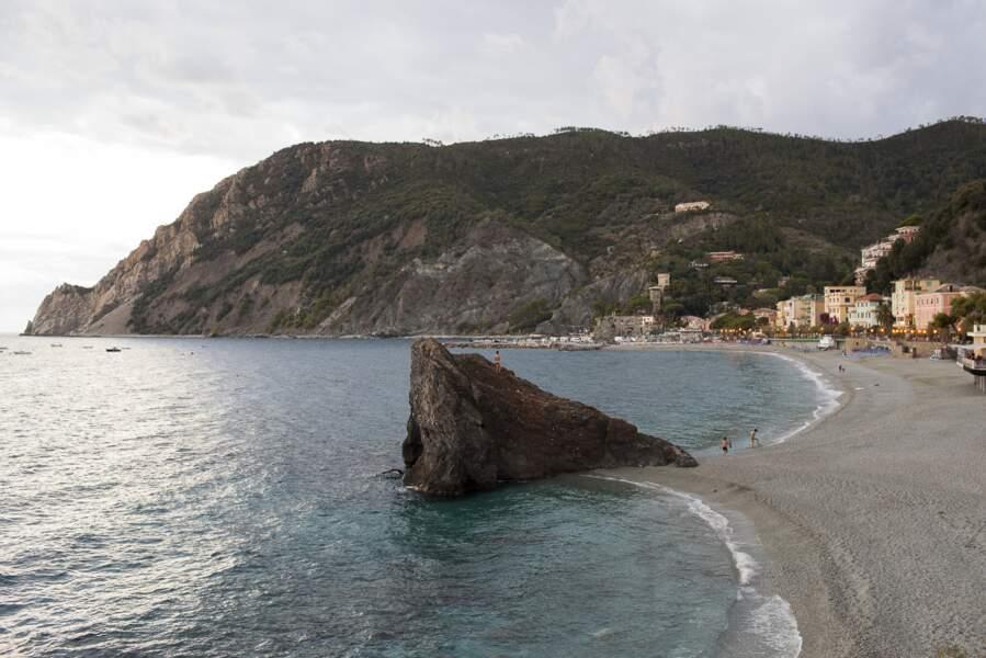 Monterosso, un village accroché aux falaises