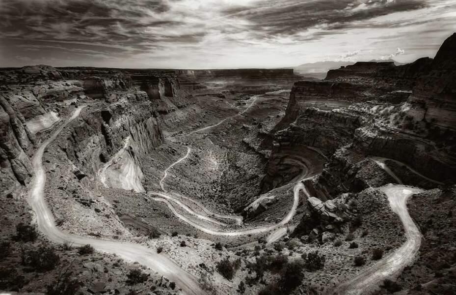Photo prise à Shafer Trail (Etats-Unis) par agnesmoallem