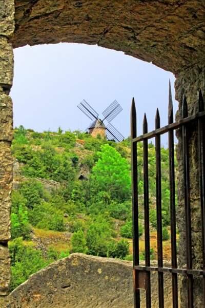 Moulin de Redounel, dans l'Aveyron, par le GEOnaute philippedaniele