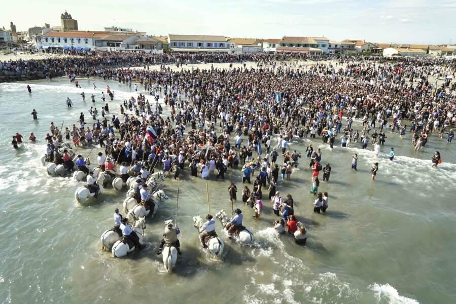 Pélerinage aux Saintes Maries de la Mer