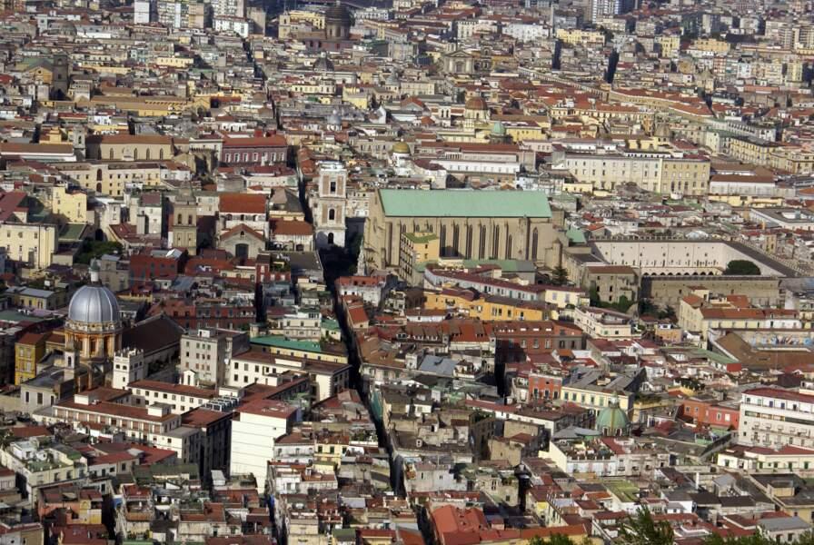 Naples la captivante