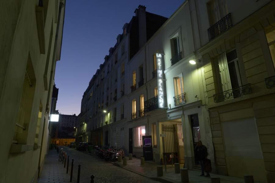 Théâtre de la Reine Blanche, à Paris