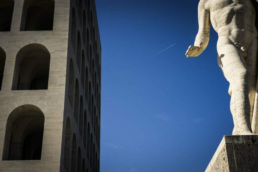 Statues de marbre