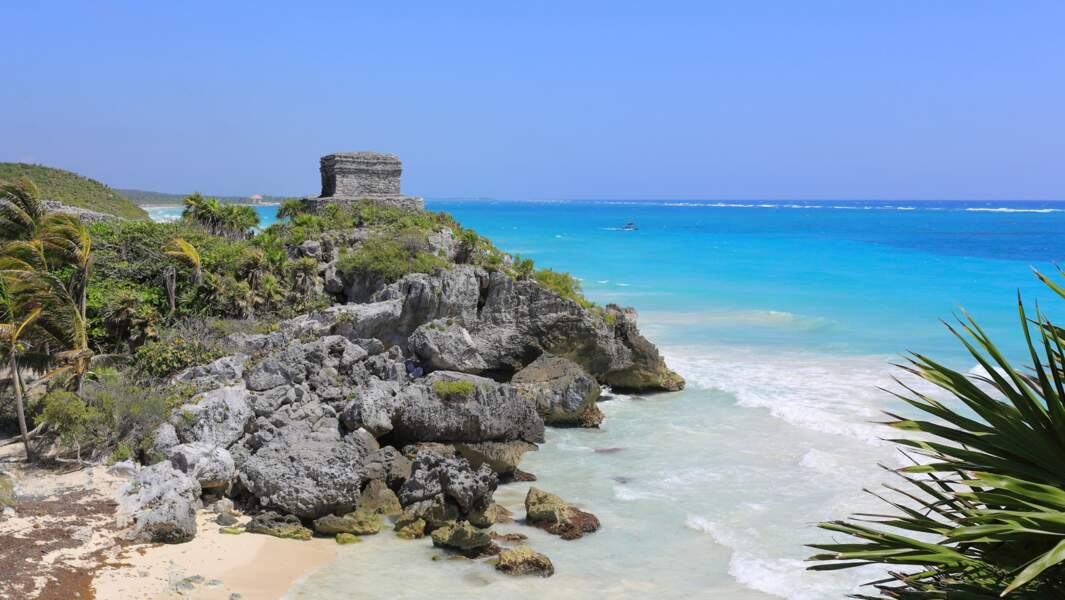 6e destination: Tulum au Mexique