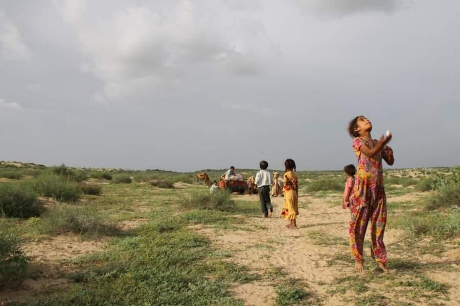 Le désert de Thar, par Baptiste Chaboud-Crousaz