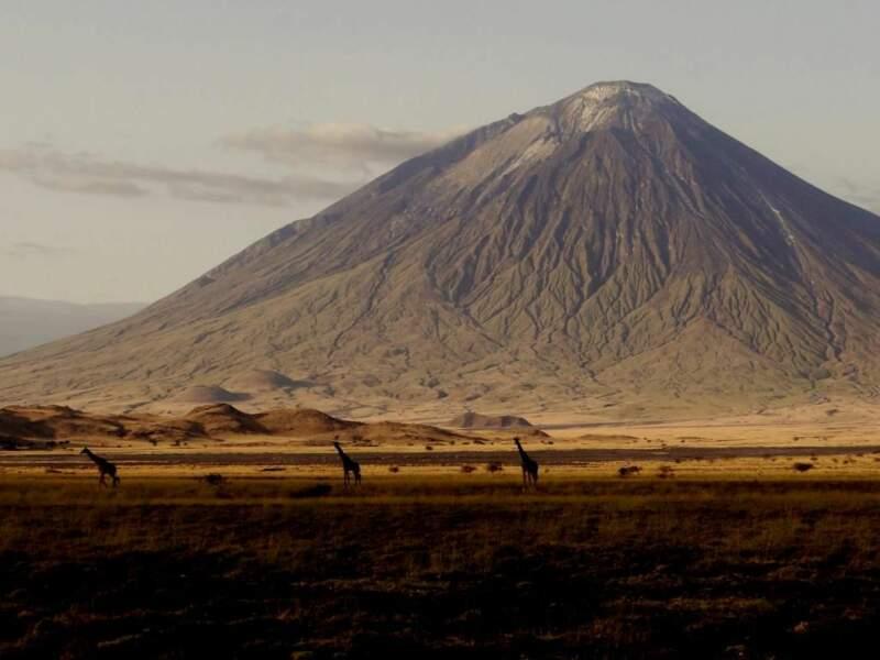 Mont Oldonyo Lengai, en Tanzanie, par la GEOnaute colette67