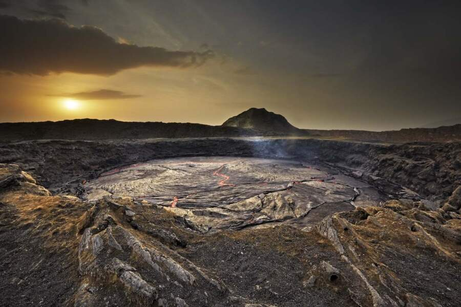 Envoûtant magma
