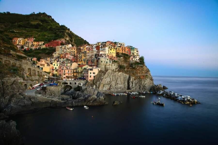 Photo prise dans la région des Cinque Terre (Italie) par giorgio