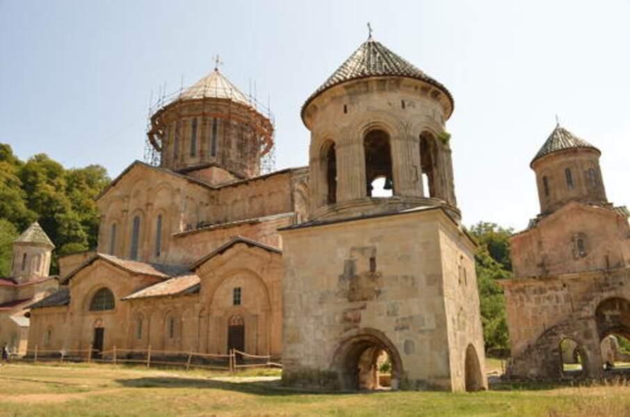Monastère de Ghélati, en Géorgie