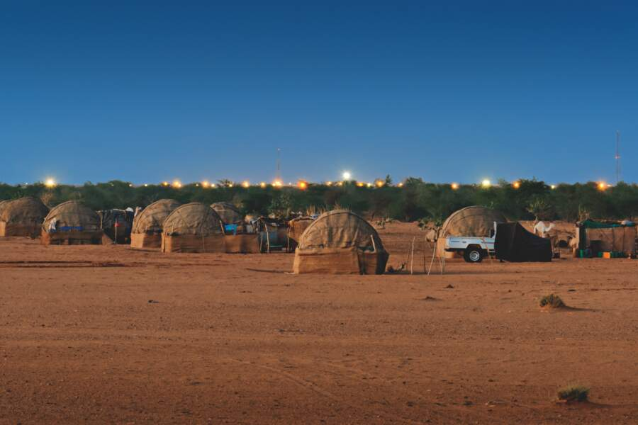 À Imouraren, un gisement gigantesque occupe des terres nomades