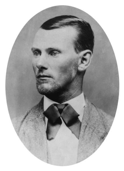 Jesse James : un hors-la-loi craint par la police, admiré par le peuple