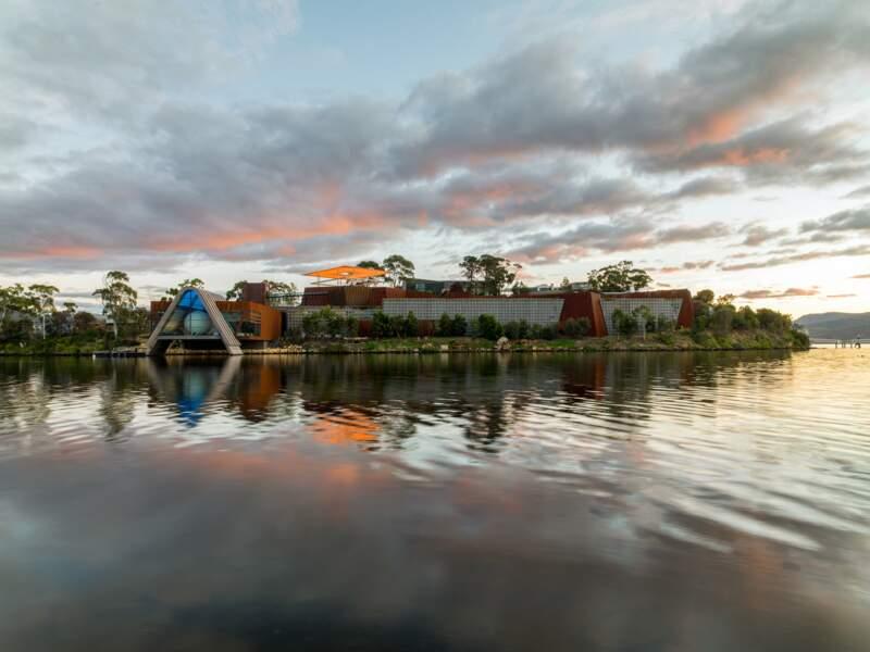 Visiter le Mona, le musée le plus extravagant d'Australie