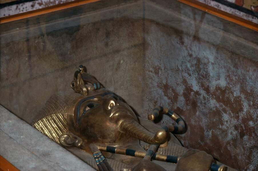 La tombe de Toutankhamon