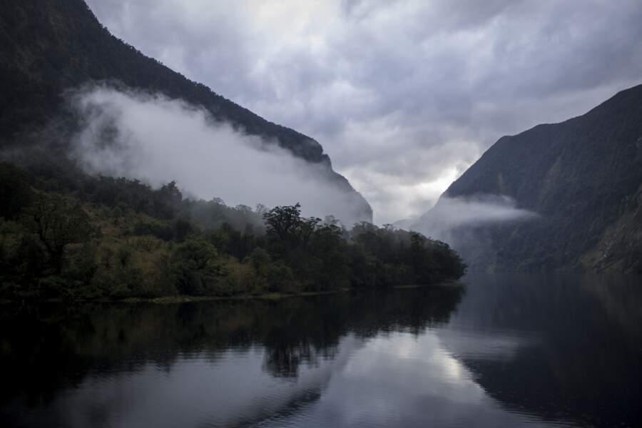 Le Doubtful Sound, lieu mystérieux de la Nouvelle-Zélande