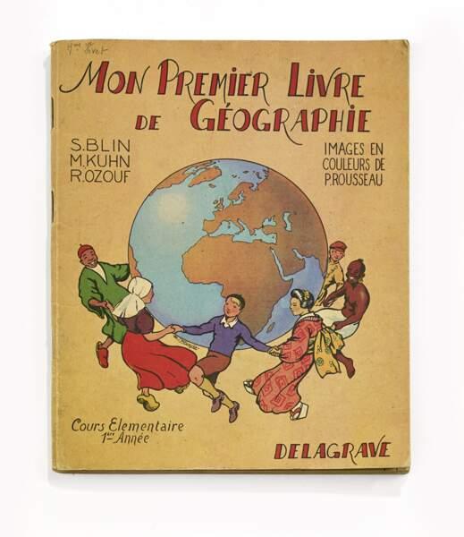 Les manuels de géographie : le plaisir de la découverte