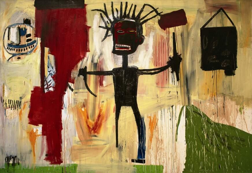 Autoportrait, Jean-Michel Basquiat (1960-1988)