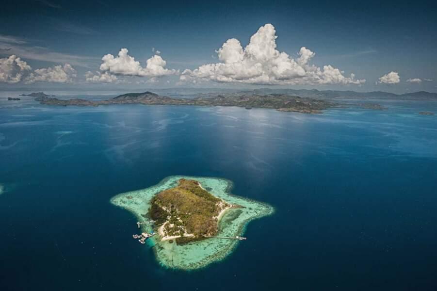 L'île du pêcheur de perles