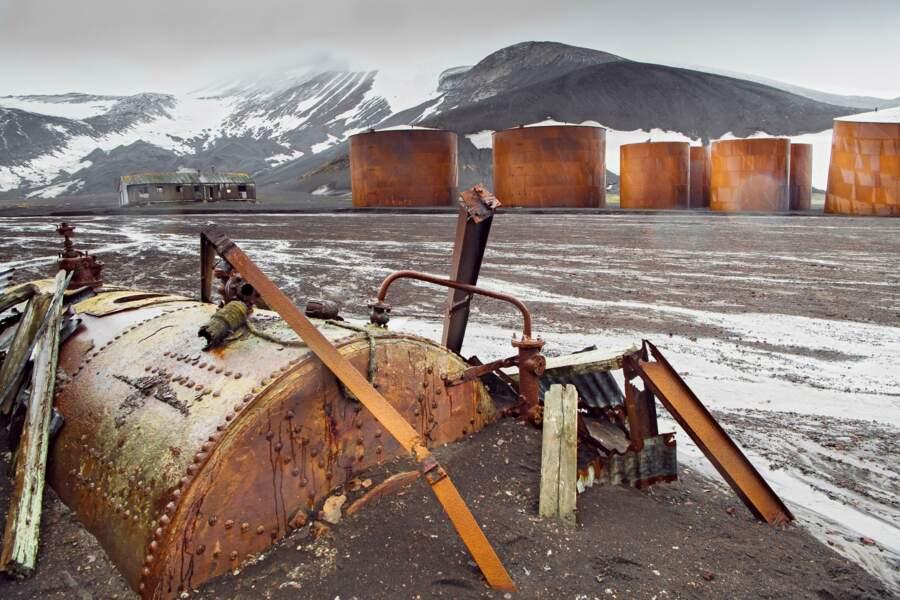 Ancien abattoir pour baleines