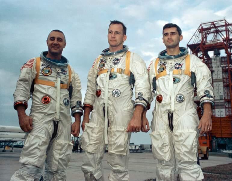Apollo 1 : piège mortel pour trois astronautes