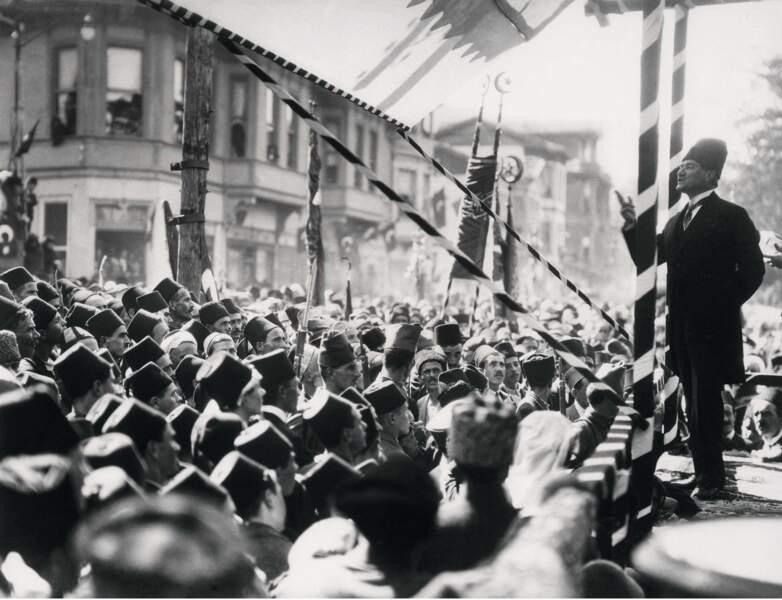 L'homme qui inventa la Turquie moderne