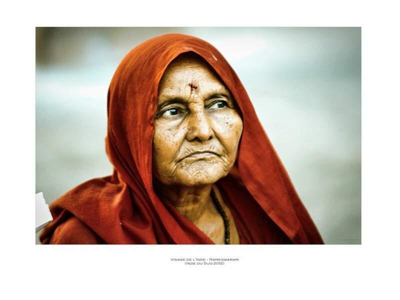 Photo prise à Rameswaran (Inde) par le GEOnaute : Magie