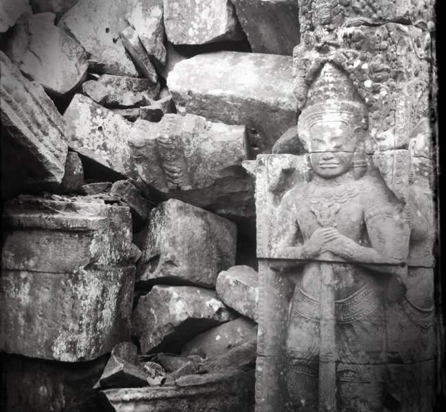 Le roi Jayavarman VII - Preah Khan