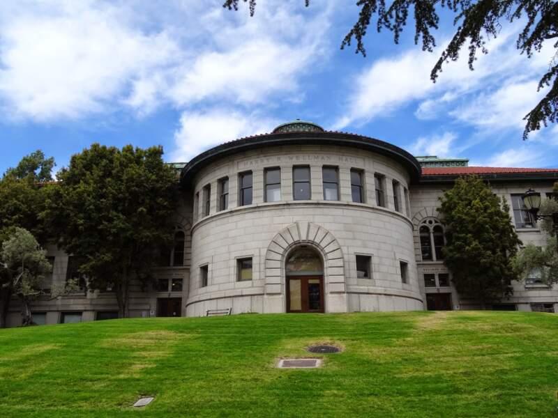 Etats-Unis - La tournée des universités : UC Berkeley