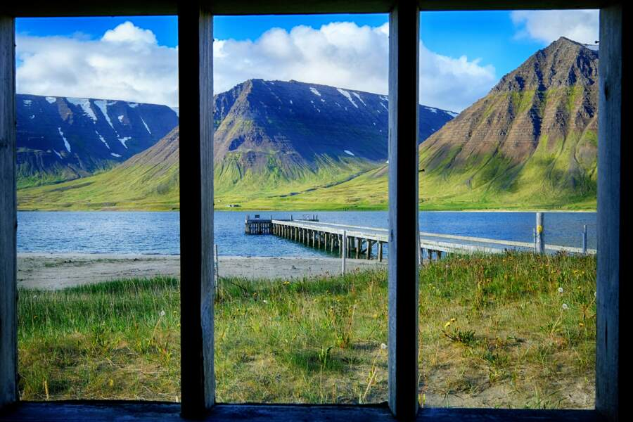 Coin fenêtre