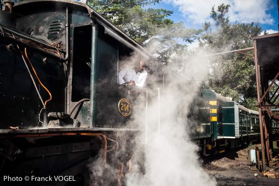 Train de légende pour un voyage de rêve