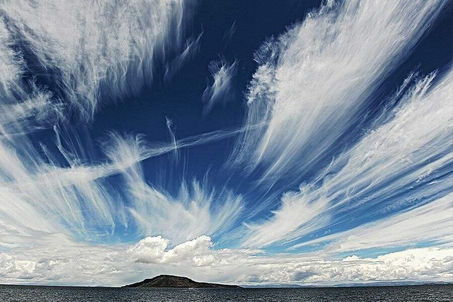 Photo prise à Taquile, le long du Lac Titicaca (Pérou) par capobleu