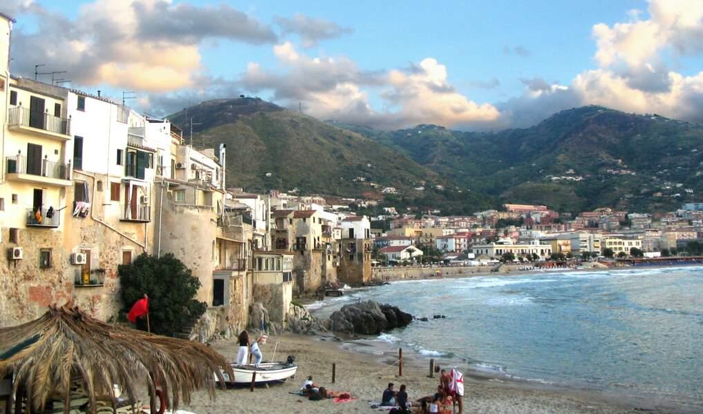 Cefalù, le charme typique de la Sicile